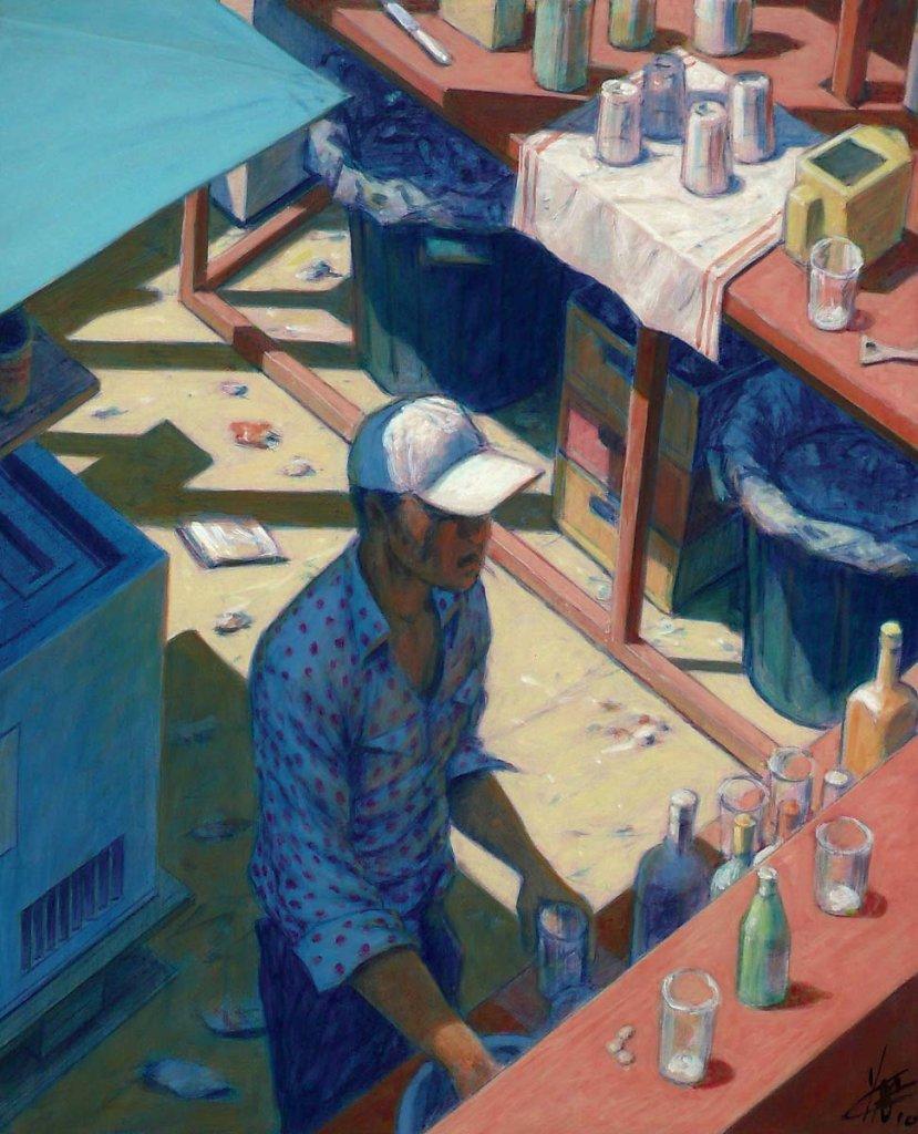 Barman 65X54 2010