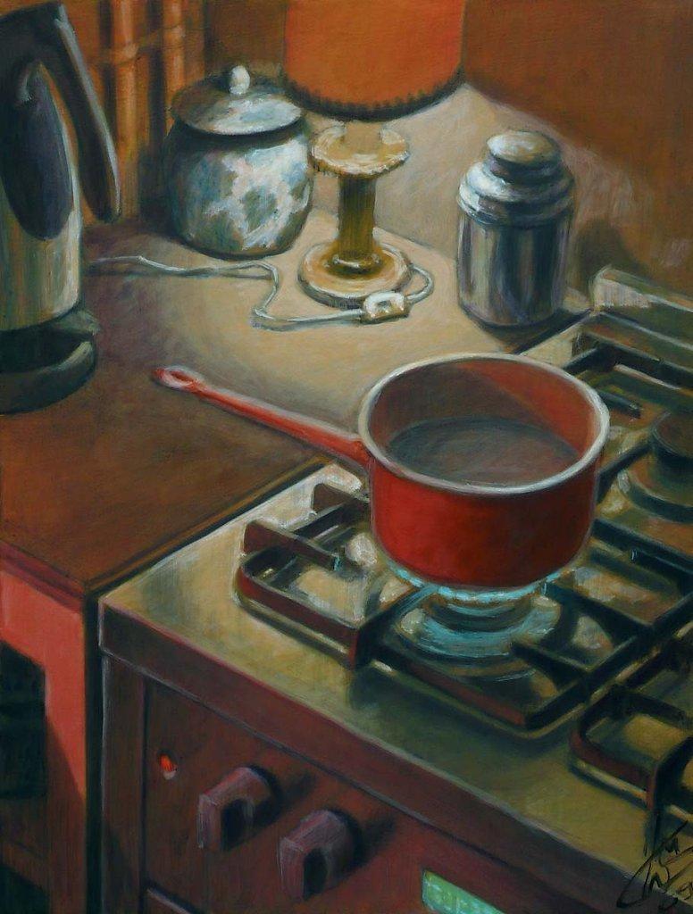 Cuisine 35X27 2009
