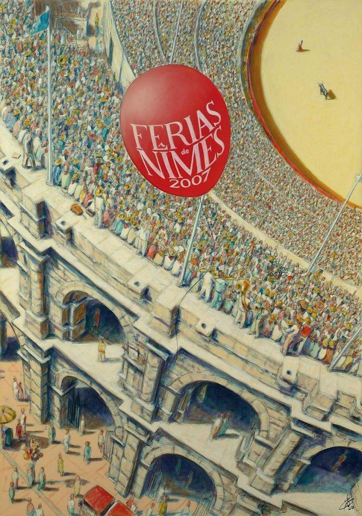 Affiche Feria 162X114 2007