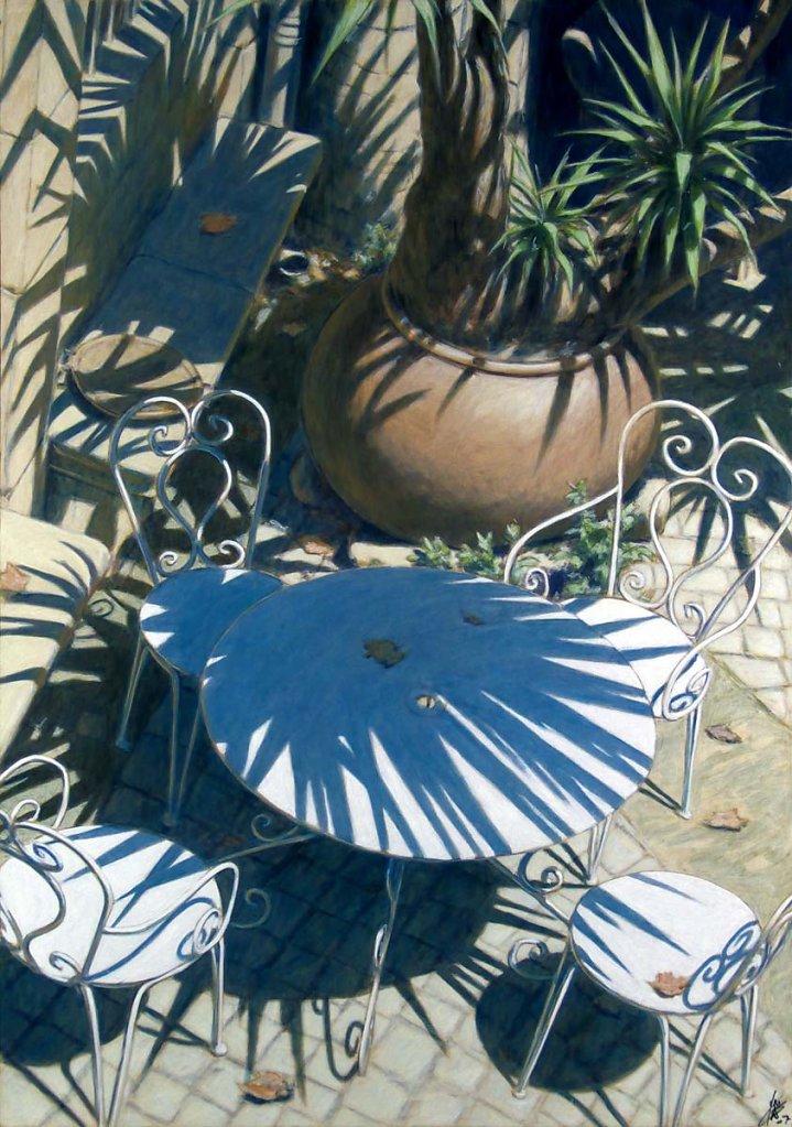 L ombre du Yucca 162X114 2007