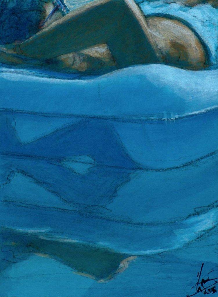 Le matelas pneumatique 35X27 2005