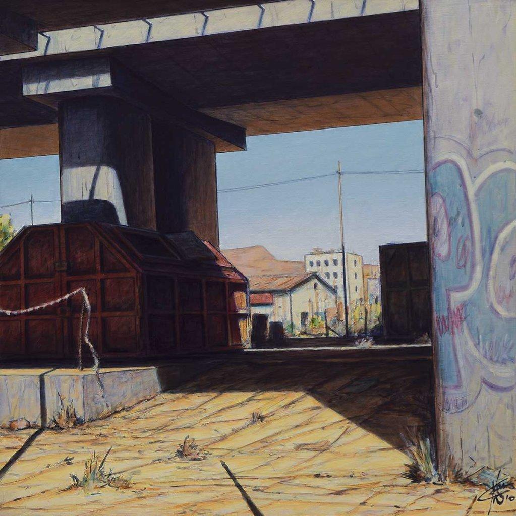 """""""Benne"""" 60X60 2010"""
